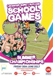 1,000 athletes get set for Summer School Games sizzler this Friday!