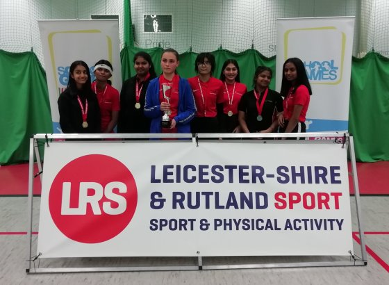 East Leicester duck, dip and dive their way to victory at the School Games KS4 Dodgeball Finals!