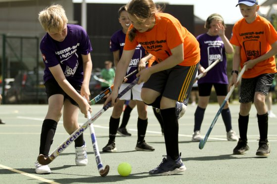 Summer arrives just in time for the School Games Summer Championships