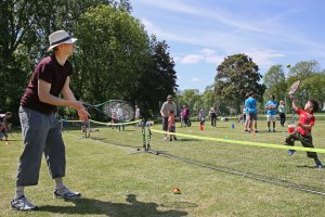 Make tennis your sport this summer