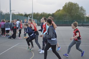 Sign up now for Netball Workplace Competition!