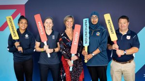 ECB launches new plan to transform women's and girls' cricket