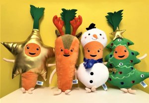 Team GB and Aldi recruit Kevin the Carrot to Inspire Healthy Eating in Young People with Their Latest Festive Challenge Resources