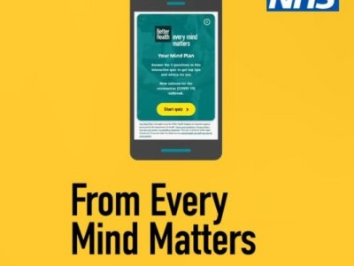 A Refreshed Look to The Better Health - Every Mind Matters Website